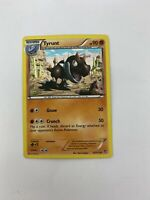Pokemon Furious Fists Tyrunt 61/111 Uncommon