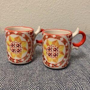ANTHROPOLOGIE - Espresso Cup Set