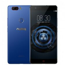 ZTE Nubia Z17 Lite Smartphone 6GB 64GB Dual Rear Camera Global Version Blue