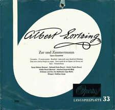 """Albert Lortzing, Orchester Der Städt. Oper Berlin* 10"""" Vinyl Schallplatte 140645"""