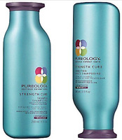 Pureology Strength Cure Shampoo and Conditioner duo 8.5 oz