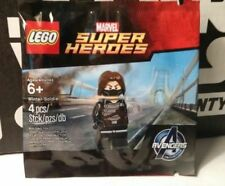 Lego Winter Soldier Minifigure 5002943 Avengers Marvel Super Heroes
