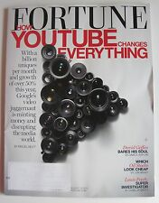 Fortune V168N3 - How YouTube Changes Everything - 12-Aug-2013