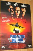 "Flug durch die Hölle ""Flight of the Intruder"" Filmplakat / Poster A1 ca.60x84cm"