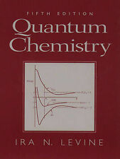 Quantum Chemistry (5th Edition) by Levine, Ira N.