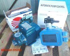 POMPA AUTOCLAVE PEDROLLO HP 0,5 CON PRESSCONTROL