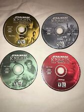 Star Wars: Knights of the Old Republic  PC cd-rom