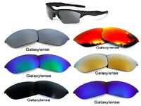 Galaxy Replacement Lenses For Oakley Half Jacket Sunglasses Multiple Colors
