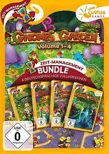 Gnomes Garden 1-4 Wimmelbild Sunrise Games PC Spiel Neu & OVP