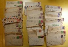 About 60 letters to James Ofrias, New Orleans 1932-1945 Great research material