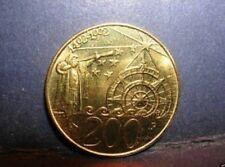 San Marino 200 Lire 1992  FDC (UNC) Scoperta America