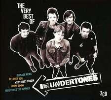 The Undertones-Very Best of The Undertones, 2cd NUOVO