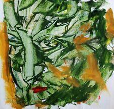 Original MIX.MEDIA on  paper contemporary art ABSTRACT V.Pronkin 2020  PALLET 34