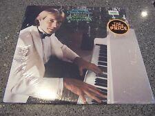 "Richard Clayderman ""A Romantic Christmas"" LP w/SHRINK, W/HYPE STICKERS"