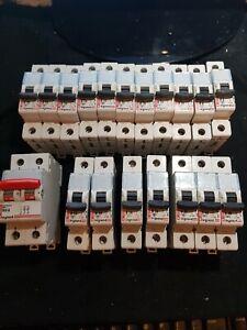 LEGRAND MCB B6 B10 B16 B32 B40 100A DISCONNECTOR 032/66/68/70/73/74 043/35