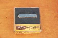 Alnico II blues trt3 Neck níquel for tele ® Tonerider 5.65k caliente + soporte New