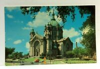 St Paul Minnesota Cathedral Of St Paul Postcard