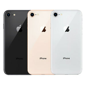 Apple iPhone 8 - 64GB - 256GB - Unlocked - Various Colours Mobile Smartphone