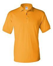 Gildan DryBlend Mens Polo Sport Shirt Classic Fit Jersey T-Shirt S-5XL 8800 PI