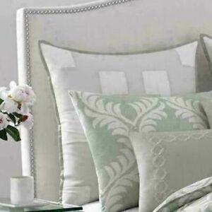 "New Wedgwood Laurel Leaves EUROPEAN Pillow Sham 26"" x 26"""