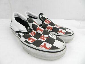 Vans Vivienne Westwood Destroy Evil Shoes Men's size 4.5 Women's size 6.0