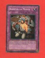 Konami Yu-Gi-Oh! n° 15800838 - ROMPER LA MENTE - SOD-SP056  (A7269)