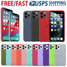 Genuine Silicone Case Cover For Apple iPhone 11 Pro Max / XR XS Max X 8 7 Plus