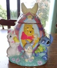 Disney Friends Egg Candy Jar– Brand New