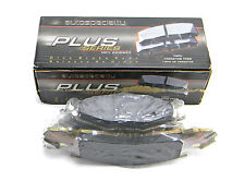SET OF 4  NEW AUTOSPECIALTY  MDS259  PLUS SERIES  FRONT  DISK  BRAKE PADS