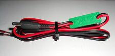 Yaesu FT817 FT817ND Cable de alimentación/Cable Con Marcador (LD102)