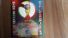 PANINI KOREA/JAPAN 2000 WORLDCUP 00 * KOMPLETTSET COMPLETE SET*EMPTY ALBUM