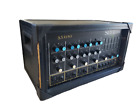 SUNN SX4150 4-Channel 135W Powered Mixer Amplifier Used Tested Working