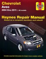 SHOP MANUAL AVEO SERVICE REPAIR CHEVROLET HAYNES BOOK 2004-2011