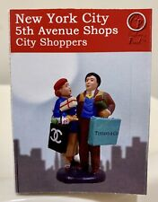 New ListingCustoms by Red Tiffany's & Chanel City Shoppers For Dept56 Christmas in the City