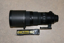 Nikon 300mm f2.8 G ED VR Mk1 AF-S Nikkor Lens Excellent condition