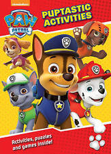 Nickelodeon Paw Patrol Puptastic Activities: Activities, Puzzles and Games Insi