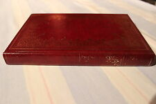 Guild Publishing 1978 Edition The Hobbit Book Hardback Leather Bound Tolkien VGC