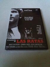 "DVD ""LA REVOLUCION DE LAS RATAS"" PRECINTADO SEALED WILLARD DANIEL MANN BRUCE DAV"