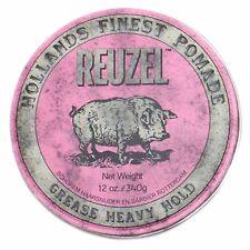 Reuzel Hair Styling Pomade BLUE / GREEN / PINK / RED - 340g *AU FAST SHIP*