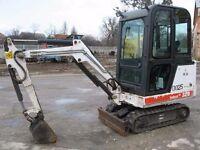 Bobcat 320 322 X320 X322 Mini Excavator Workshop Service Repair Manual #2