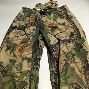 Vtg USA Gore Tex 10X Camo Coveralls Sz XL Waist 40-42 Fox Hound Suspenders