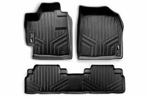MaxLiner A0137/B0137 MAXFLOORMAT All Weather Floor Mat Civic Front/Rear Black