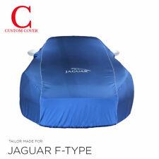 Maßgeschneiderte indoor Abdeckung für Jaguar F-Type Cabrio > mit Spiegeltaschen