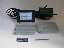 SONY CLIE PEG-UX50/U Handheld PALM PDA Bluetooth WI-FI Camera Perfect Condition