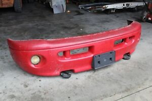 1998-2002 Dodge Ram Sport Front Bumper with Tow Hooks and Grille, NO SHIPPING