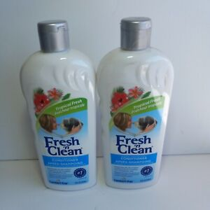 2 Fresh 'n Clean Oatmeal 'n Baking Soda Conditioner 18 oz