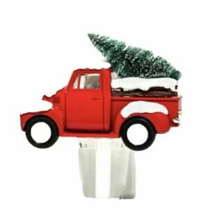 Bath & Body Works Holiday Red Truck Wallflower Plug In SOLD OUT IN STORES.!!!!