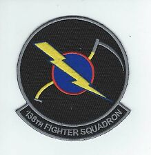 138th FIGHTER SQUADRON(RPV) patch