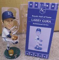 2008 Kansas City Royals LARRY GURA Bobblehead SGA ROYALS HALL OF FAME SERIES