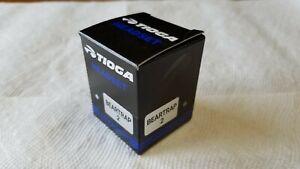 "OLD SCHOOL BMX TIOGA BEARTRAP 2 HEADSET WHITE 1"" threaded NEW Hutch GT"